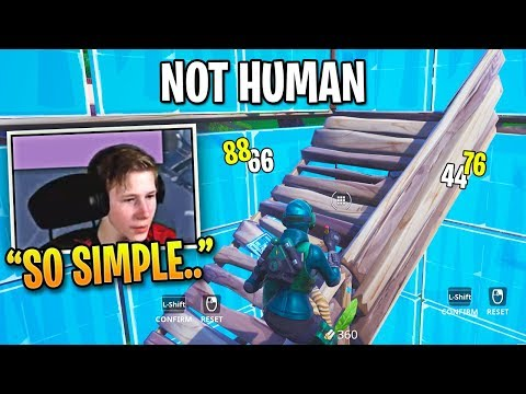 MrSavageM Is NOT HUMAN... (World Best Fortnite Player)