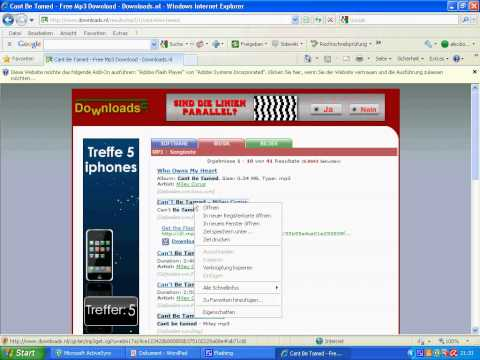 How to download mp3 songs from your computer to your HTC.avi