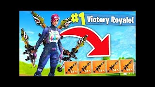 NEW FLY EXPLOSIVE LTM IN FORTNITE BATTLE ROYALE!!