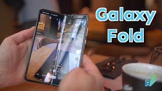 Samsung Galaxy Fold - Wrażenia po 2 godzinach | Robert Nawrowski