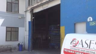 Uygun Fiyatla Endüstriyel Seksiyonel Kapılar - Ases Otomatik Kapı Sistemleri / ESKİŞEHİR