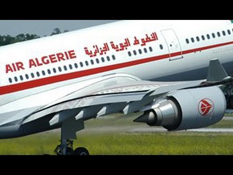 A330-200 Air Algerie Takeoff [MONTREAL YUL]