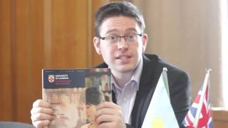 Dr  James Abdey LSE about University of London International Programmes