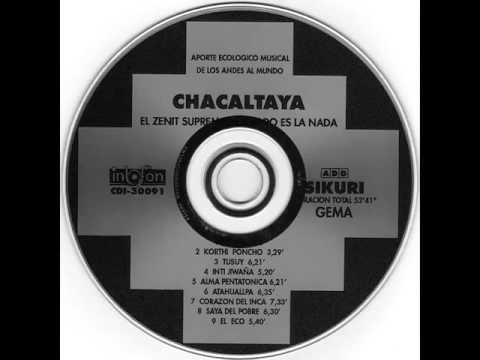 CHACALTAYA - Sicuri
