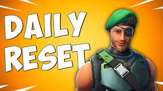 NEW GARRISON SKIN - Fortnite Daily Reset NEW Items in Item Shop