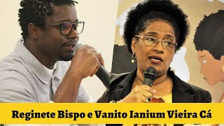 MIGRAÇÃO: Reginete Bispo e Vanito Ianium Vieira Cá (Guiné Bissau)
