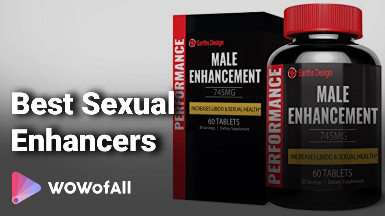 Sexual enhancers