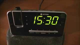 Часы Vitek VT 6605