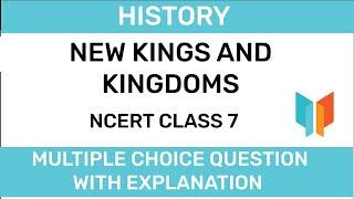 History Social Science NCERT Textbook, Class 7- Wondeslate