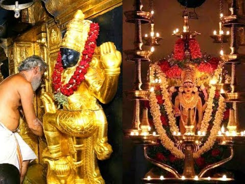 A Visit to Guruvayur Sri Krishna Temple, Kerala, India