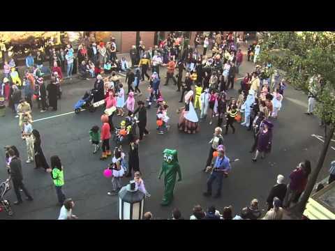 Halloween Parade in Ashland, Oregon (2013)