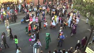 Halloween Parade in Ashland, Oregon (2013)