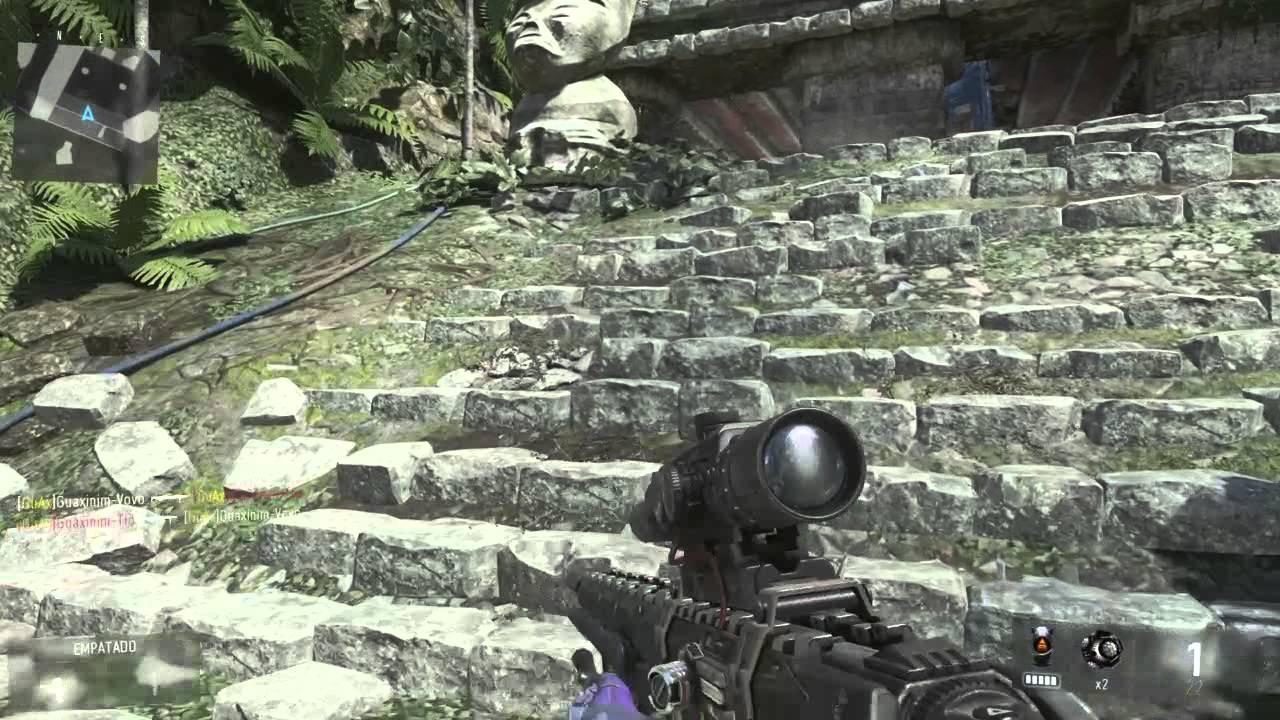 Call Of Duty Advanced Warfare Ui Youtube