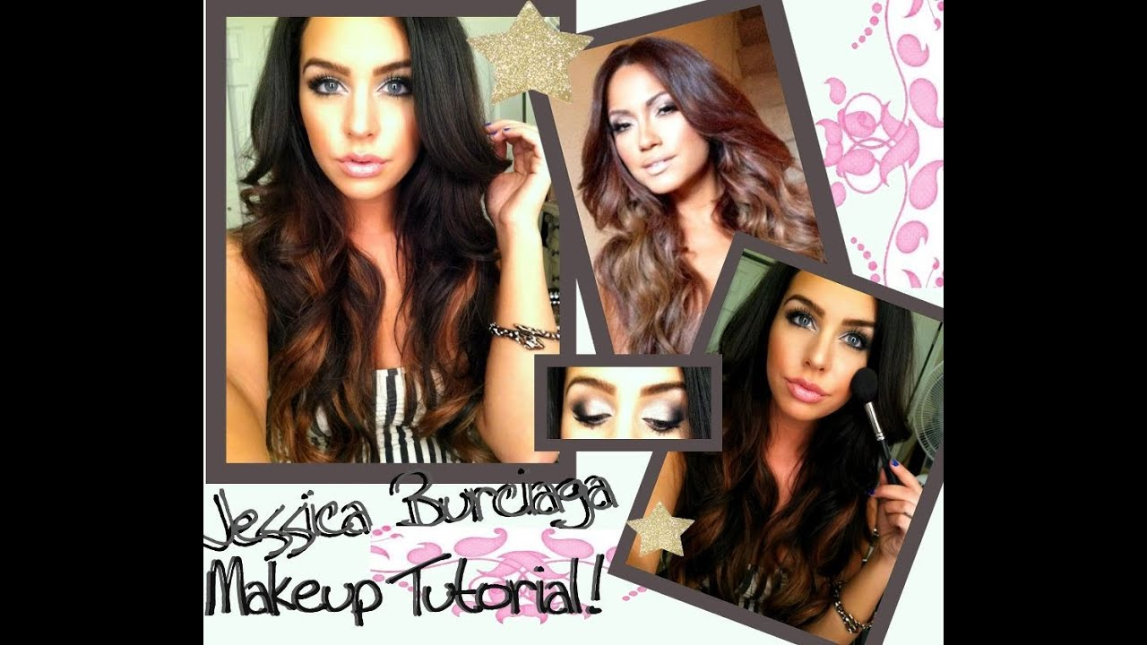 Jessica Burciaga Makeup Tutorial Youtube