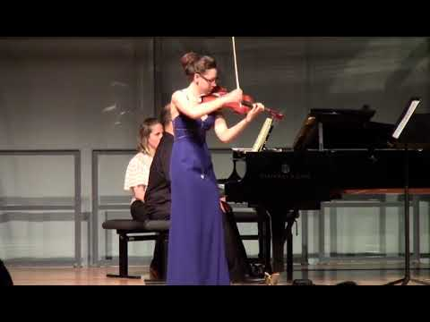 Celeste Williams - Ravel Tzigane