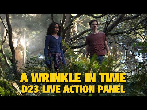'A Wrinkle in Time' Disney Studios Highlights | D23 Expo 2017