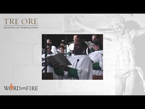 Tre Ore - The Last Seven Words of Christ