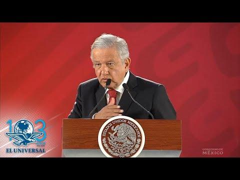 AMLO le ofrece disculpa a Calderón y dice que no debatirá con él