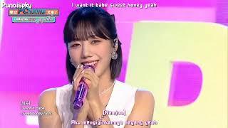 [LIVE]Apink(에이핑크)- Yummy (Indo Sub)(Punaispky)