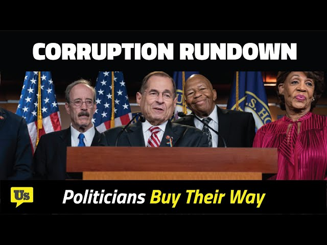 Politicians Buy Their Way & more