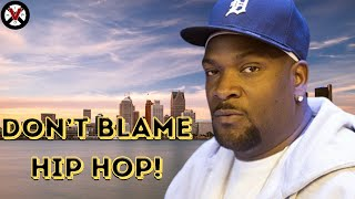 "Trick Trick Goes ALL THEY Way In On The Violence In Hip Hop! ""These RAPPERS Today Are SOFT!"""
