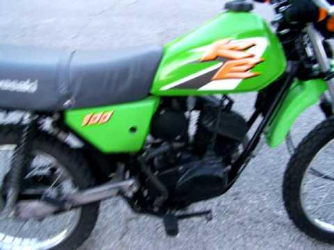Kawasaki KE100 Test & Review