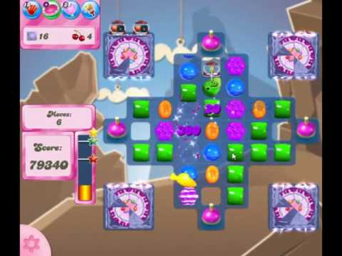 Candy Crush Saga Level 2627 - NO BOOSTERS