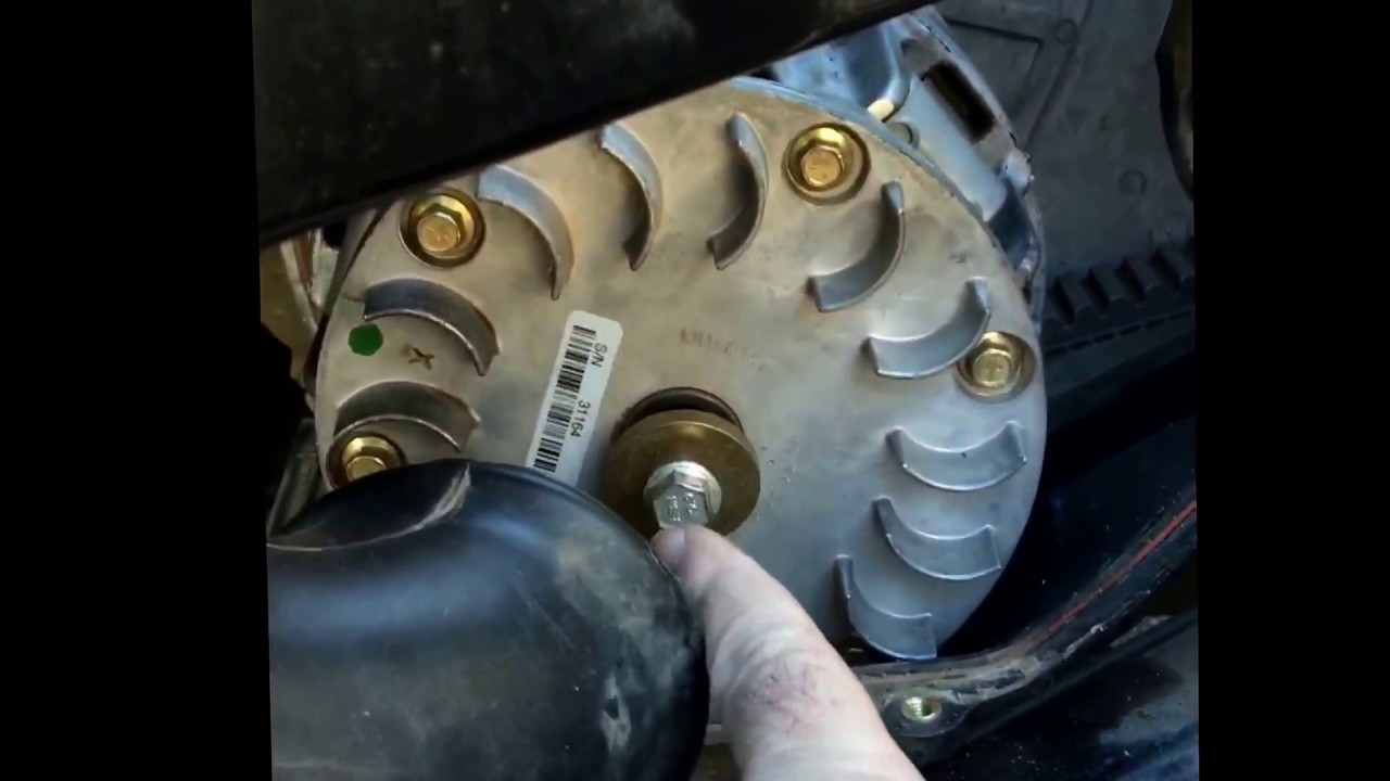 John Deere Xuv 550 Clutch Puller >> XUV 550 Primary Clutch removal - YouTube