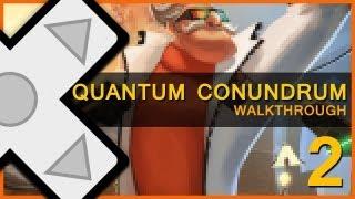 See the full Quantum Conundrum Playlist here! ➜ http://goo.gl/wVYyL ✚ Quantum Conundrum - Part 2▽ In this episode of Quantum Conundrum, we venture ...