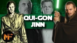 The Entire Life of Qui-Gon Jinn Explained (Star Wars)