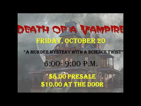 Death of a Vampire 2017 on 10 20 at OVMS