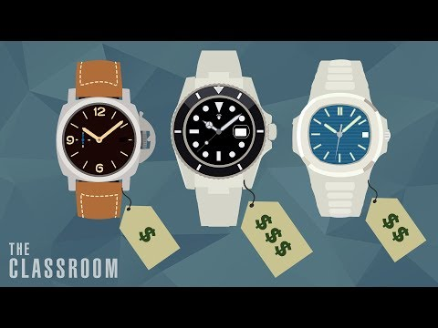 Luxury Watch Prices Explained | The Classroom