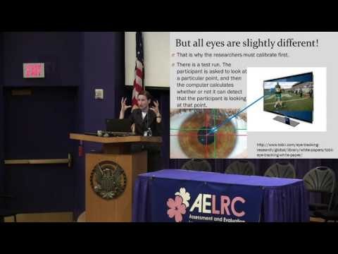 Investigations into Language Assessment Using Eye Tracking Methods (ECOLT 2015)