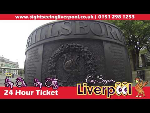 Liverpool City Sights Open Top Sightseeing Tours