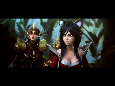 Cinemática League of Legends: Un nuevo amanecer