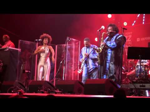 Kamasi Washington live @ Jazz Festival...
