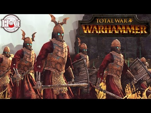 Nec-romance? - Total War Warhammer Online Battle 67