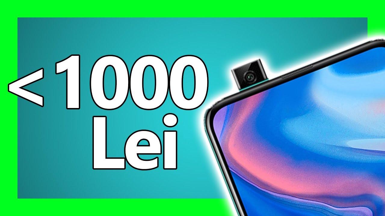 Cele mai bune telefoane din 2020 sub 1000 Lei