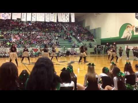 BERKNER African Dance Crew!!!