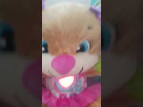 Fisher-Price Laugh & Learn Smart Stages Puppy Sis - Pink