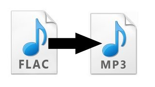 How to convert a Flac File into Mp3 File using Fre:ac - Free Audio Converter (new 2018)