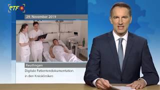 Kreiskliniken Reutlingen stellen digitale Patientenakte vor