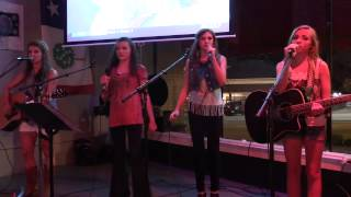 Crossing Dixie at Tupelo Songwriter Night