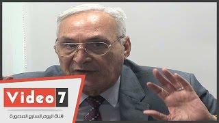 رئيس الجمعية الجغرافية: لا توجد خرائط رسمية تثبت مصرية تيران وصنافير