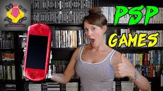 PSP Game Collection 2018 | Quality or NOT? | PSP Collecting 2018 | TheGebs24