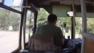 Вождение Автобуса ПАЗ 3205