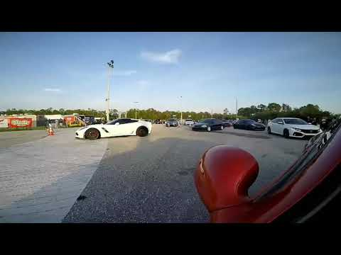 Turbo SC400 1uz Vs C7 Corvette grand sport supercharged