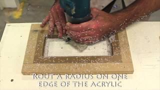 Making A Vacuum Press