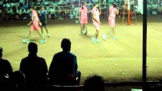 Bhalki, Grils Vollyball Games Maharshtra vs Andrapradesh Part-1-INTELNET