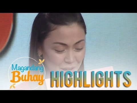 Magandang Buhay: Jodi receives a surprise letter